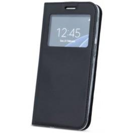 DEJAVU BOOK CASE C/FINESTRA PER APPLE IPHONE 7 NERO