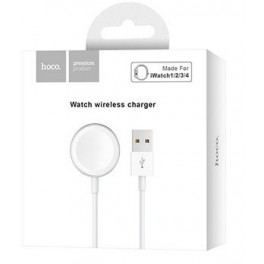 HOCO CW16 IWATCH WIRELESS CHARGER 1M