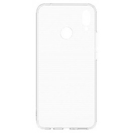 HUAWEI P SMART+ TPU CASE TRANSPARENT