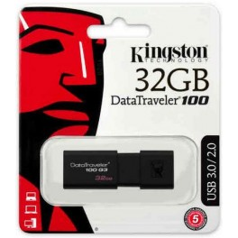 KINGSTON PENDRIVE DATATRAVELER 100 G3 32GB